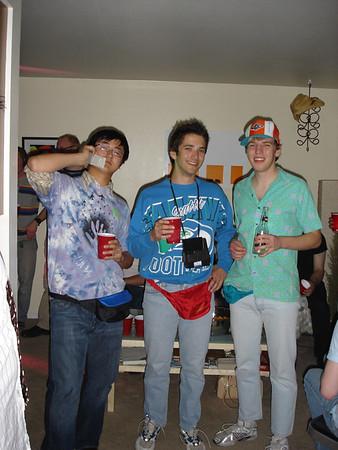 Dan's 80s Party 05