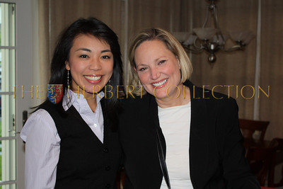 Pei Sze Chang; NBC News and Barbara Kelly; make-up artist (formerly from NBC's News and Today Show)