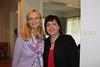 Bonnie Pfeifer Evans and Dr. Janet