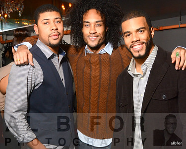 Dec 20, 2014 Antoine Johnson's 33rd Birthday party