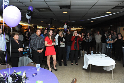 12/3/2011, Washington, NJ: Congratulations Party for Denise Maguire.