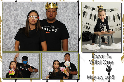 Devin's Wild One - May 27, 2018