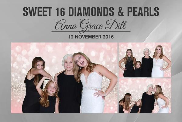 Anna Grace Dill Sweet 16