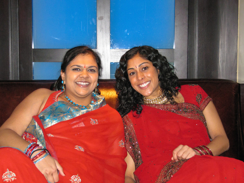 Rutu and Pareeta