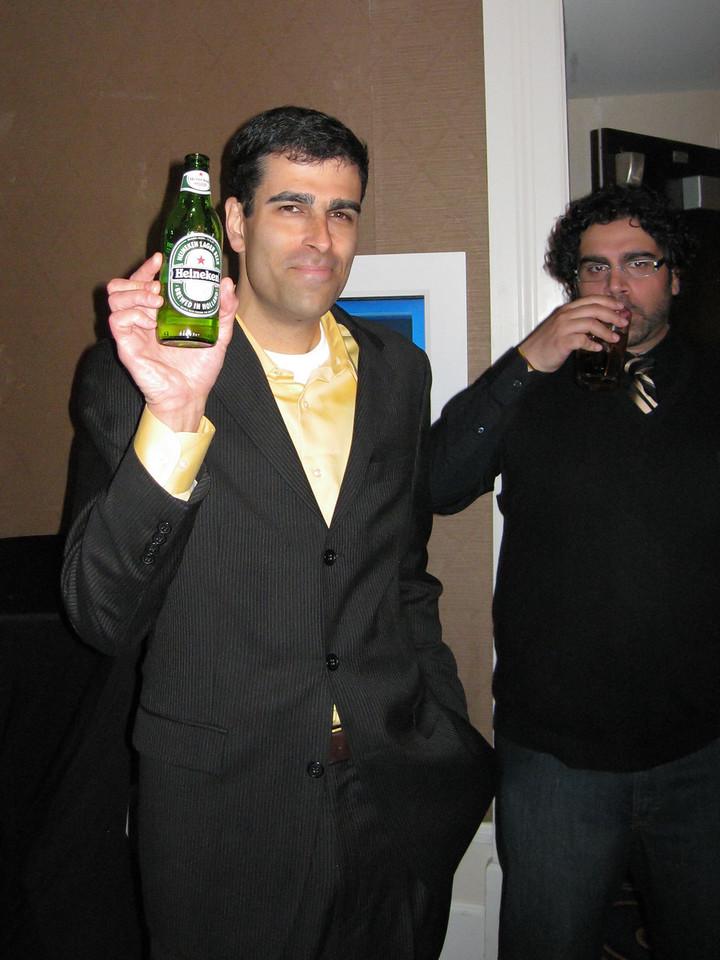 Dan and his Heine
