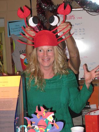 Dive Shop Christmas Party - 2007