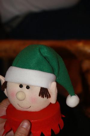 Dive Shop Christmas Party - 2008