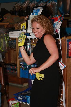 Dive Shop Christmas Party - 2009