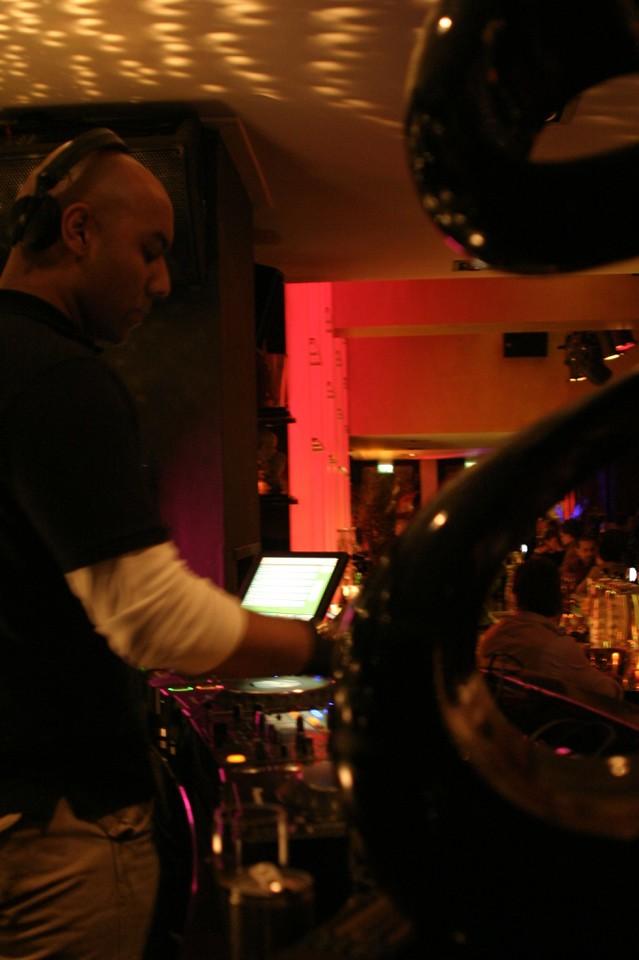 Arshad, the DJ