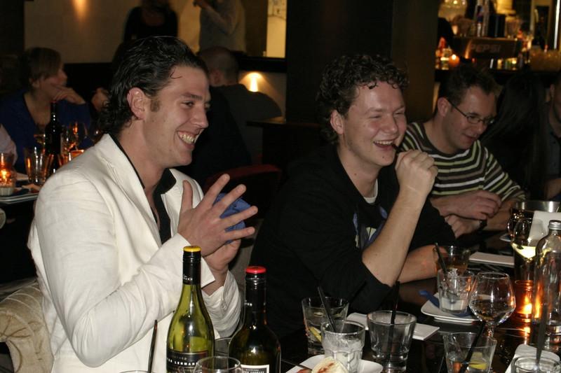 Jons, Anko and Ralph