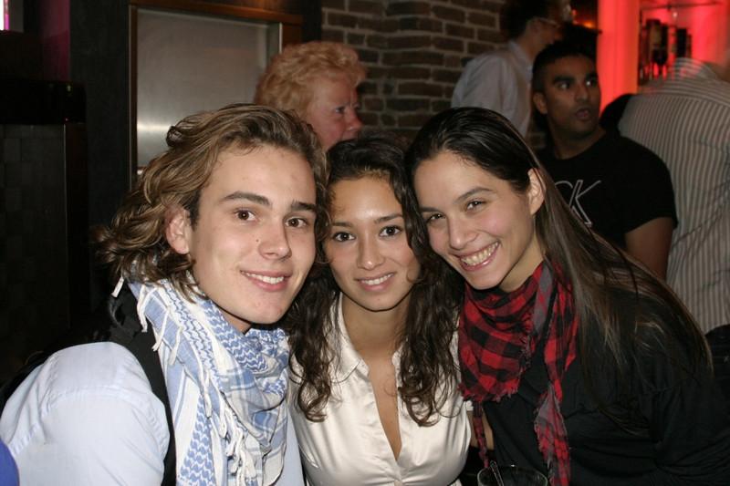 Daniel, Charlene and Deborah