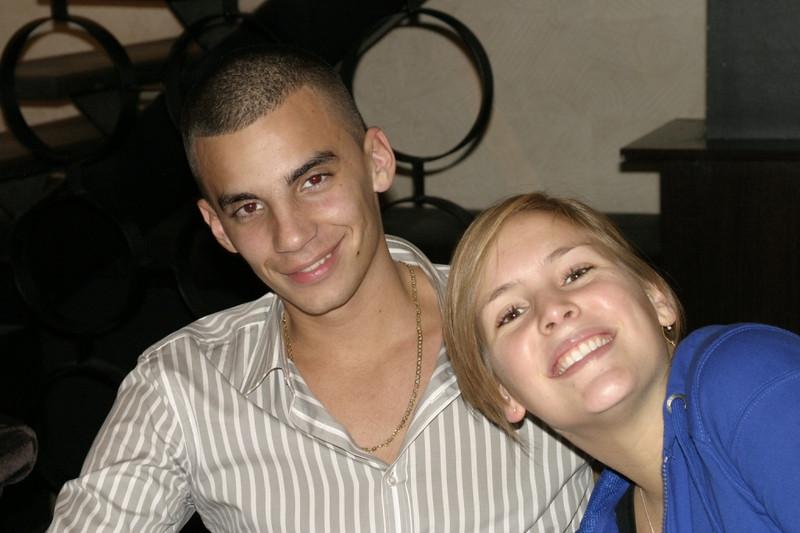 Karim and Marthe
