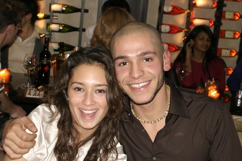 Charlene and Ramzi