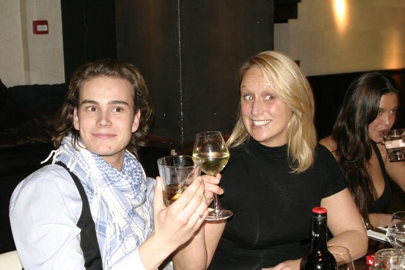 Daniel and Anouk