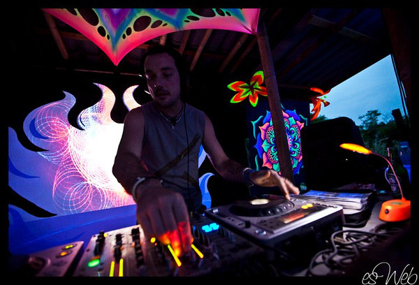 The Experience Festival  New Year 2010/11 Koh Tao, Thailand,