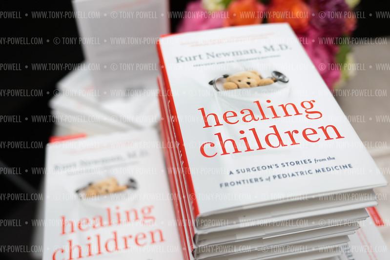 """Dr. Kurt Newman """"Healing Children"""" Book Party"""