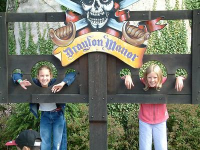 Drayton Manor Aug 2002