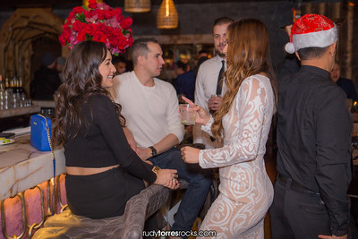EDL Management Group's Holiday Party at Toca Madera 12.21.2016 ©@ Rudy Torres | RudyTorresRocks.com