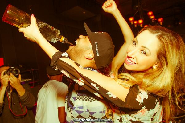 DJ Paris Paul's Birthday at Ebanos Crossing, DTLA 6.13.2014