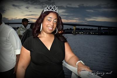 Ebony's Birthday Boat Ride August