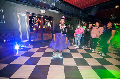 Elaina's GLOW-UP Sweet 16 Bash @ Southside CLT 11-11-17 by Jon Strayhorn
