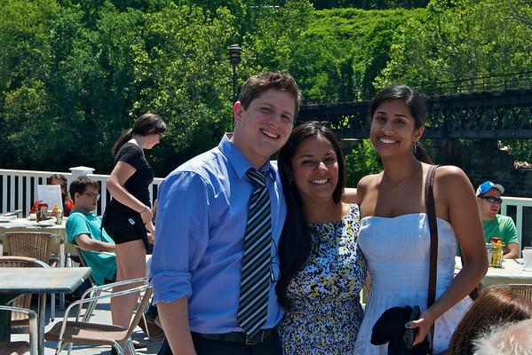 Eliana & Tyler Graduation May 2012