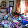 It was like Christmas morning here this afternoon!  She is so thankful for all her wonderful gifts.