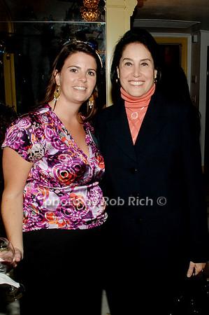 Carolyn Jasinski and Marcia Robbins