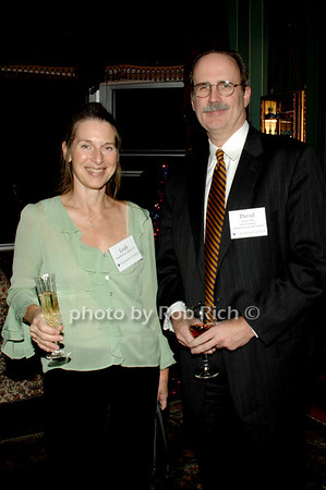 Leah Kreutzer and David Ellis