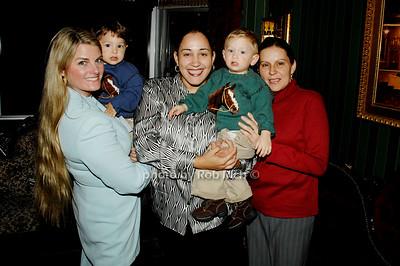 Bonnie Comley, Lenny, Kathy Almanzar, Frankie and friend