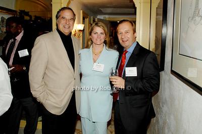 Stewart Lane, Bonnie Comley and Steve Sakson