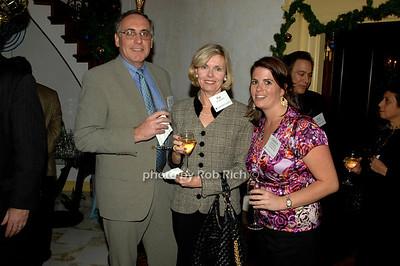 Rich Wohl, Pat Wohl and Carolyn Jasinski