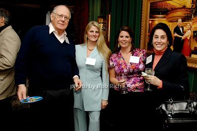 Perry Robbins, Bonnie Comley, Carolyn Jasinski and Marcia