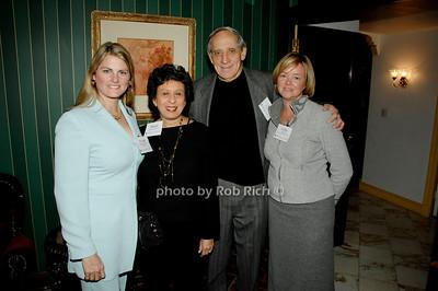 Bonnie Comley, Rhoda Cutler, Art Herman and Cathy Black