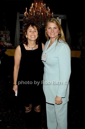 Alyse Holsein and Bonnie Comley