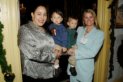 Kathy Almanzar, Lenny, Frankie and Bonnie Comley