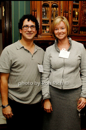 Bruce Goldstein and Cathy Black