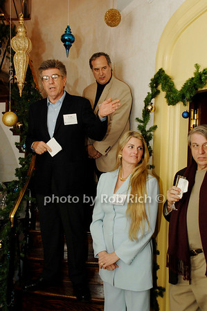 Tom Freston, Stewart Lane and Bonnie Comley
