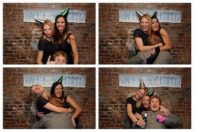 Emmy's Photo Booth Prints