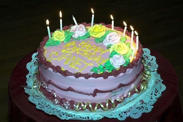 Janet's Birthday Cèilidh!