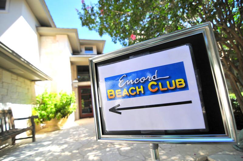Encord Pool Party