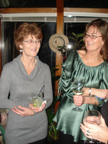 Aunt Carol & Roxanne (Andrea's Mom)