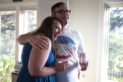 Erika & Craig get hitched!