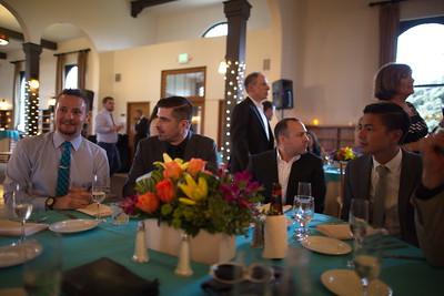 Erika & Craig's Wedding Reception