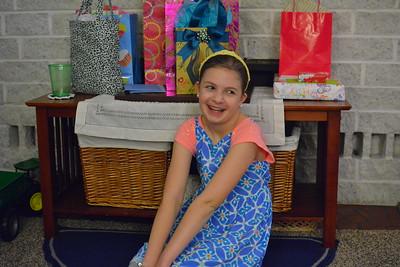 Erin's 11th Birthday