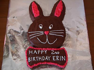 Erin's 2nd Birthday