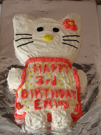 Erin's 3rd Birthday Party
