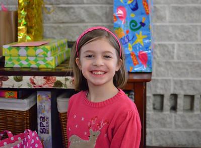 Erin's 8th Birthday