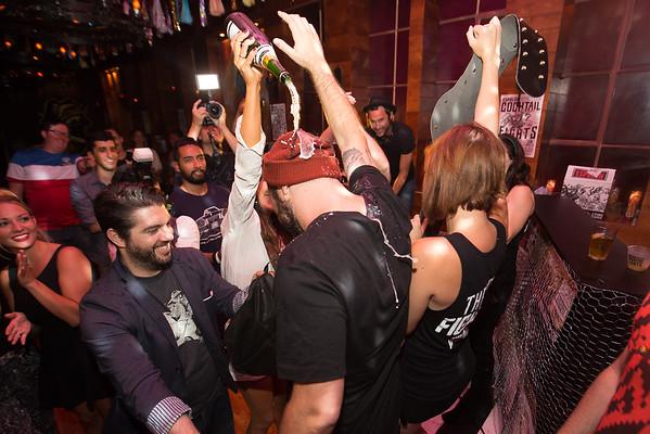 Espolón Tequila Cocktail Fight 2014