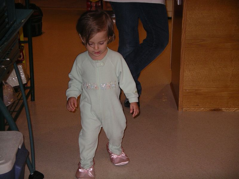 Mike, Mike, Mike, Mike........I like Aunt Roe's slippers.